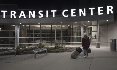 mom at train station_1